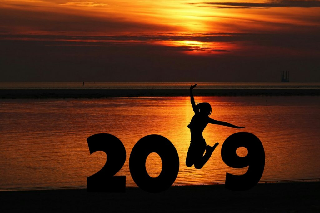 2019, the year of taking action
