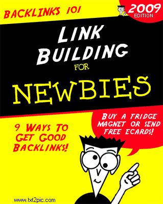 Two Dozen Ways to Get Backlinks