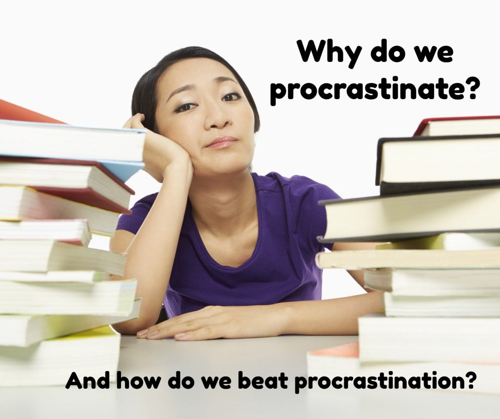 procrastination is real - here's how to beat it