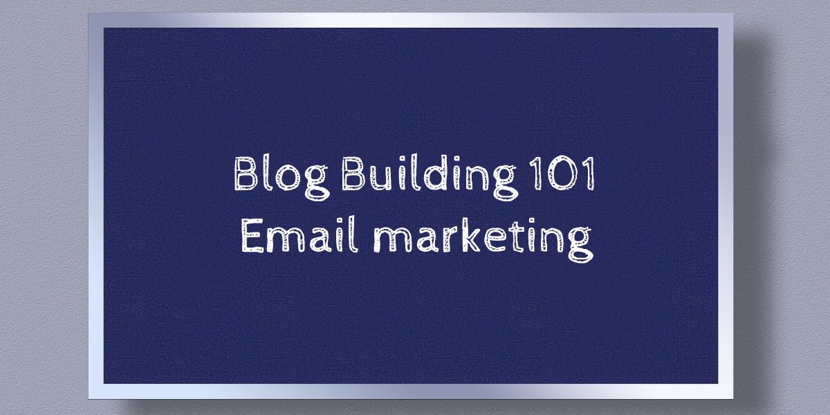 Email marketing is the most effective way to reach buyers in any market