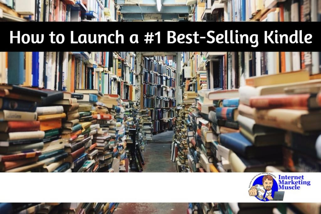 How to launch a 1 best selling kindle for Best way to sell your art online