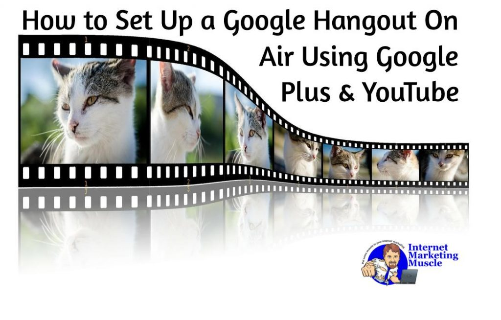 How to set up a Google Hangout On Air