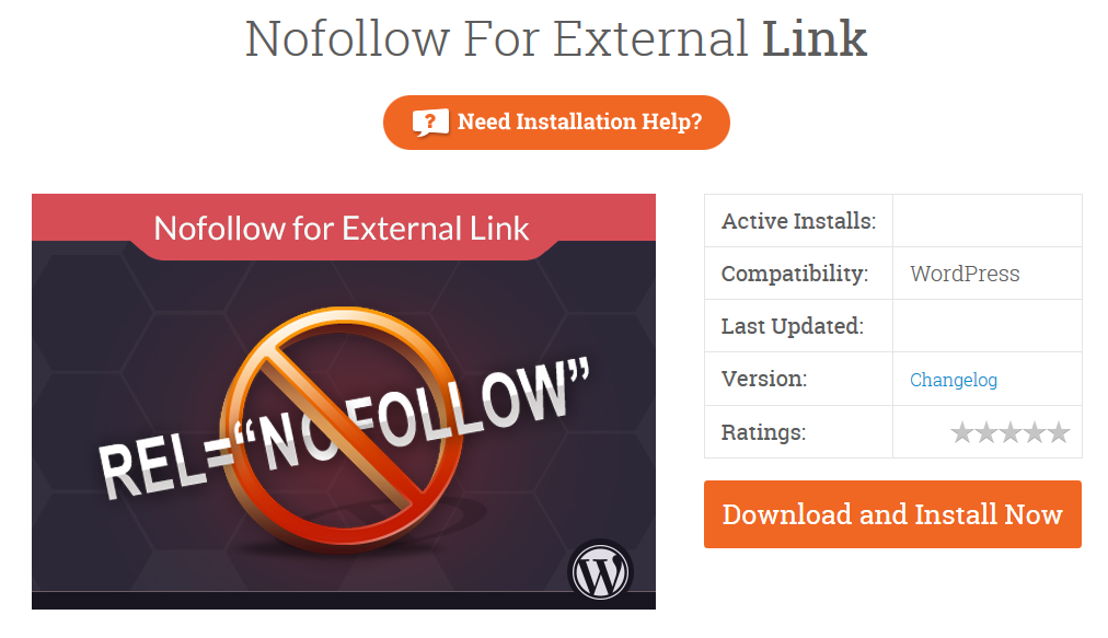 Easily open external links in a new window or tab using the NoFollow for External Link plugin.