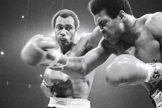 Ken Norton and Muhammad Ali fought 3 times, Ali winning twice.