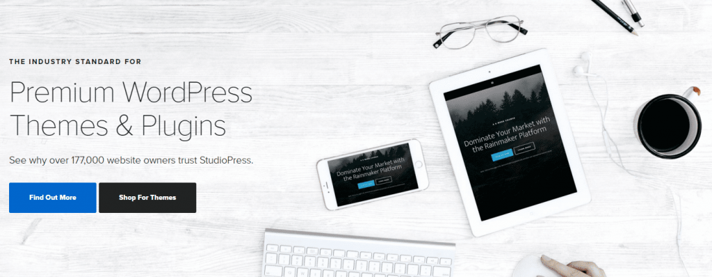 StudioPress themes are awesome WordPress themes