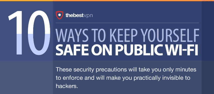 20 Ways to Keep Yourself Safe from Public Wi-Fi