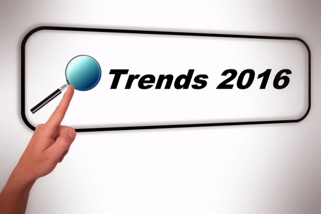 Top social media trends for 2016